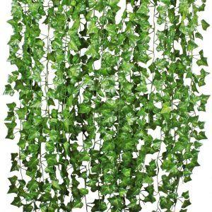 hiedra artificial para terrario