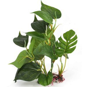 planta artificial para terrario